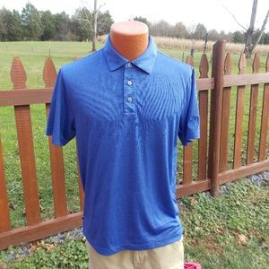 PGA Tour Pro Series Mens Polo Golf Shirt Size M